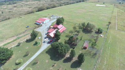 Stigler Home and 16 acres-skb