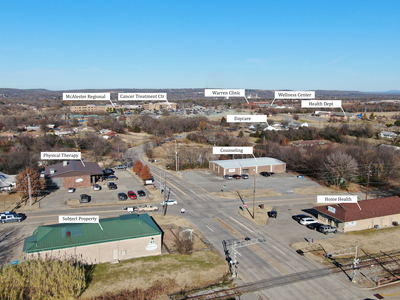 3070 ft. Commercial Building for Sale-SKB