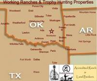 Oklahoma Available Ranches - rdb