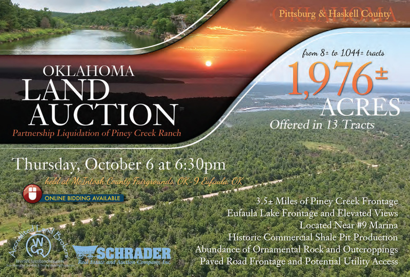 Piney Creek Recreation Land Auction-rb